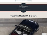 The 100th Anniversary Mazda MX-5 special edition