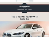 The new BMW i4 electric car has arrived