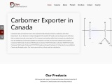 High Quality Carbomer Exporter & Suppliers in Canada – Dev International