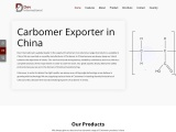 Best Quality Carbomer Distributors & Suppliers in China – Dev International