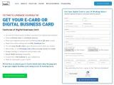 The Digital Business Card Maker – GFXRIDER