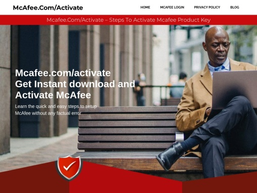 How to activate McAfee Product Key?