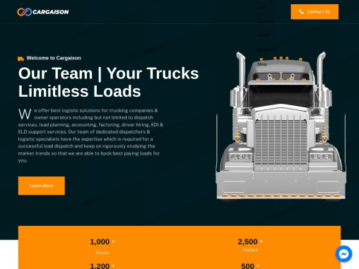 Freight Forwarding Company | cargaison.in