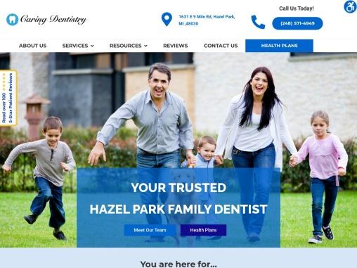 Best Dentist Hazel Park MI   Dentist in Michigan