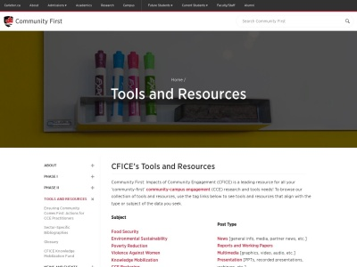https://carleton.ca/communityfirst/tools-and-resources/