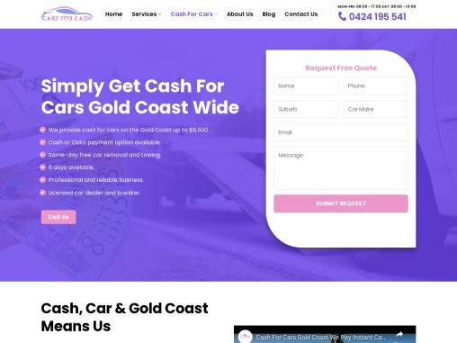 cash for cars gold coast Australia