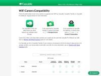 Cascable: Camera Compatibility
