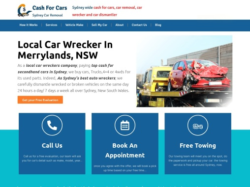We Offer You Remarkable Local Car Wrecker Services 2021