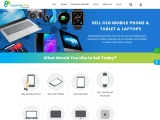 Sell your used mobile phone, laptops, tablets, smartwatches, and electronics