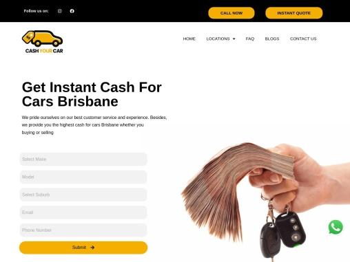 Cash For Cars Brisbane – #1 Car Removal Brisbane