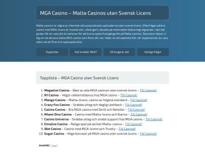casinomaltamgalicens.se