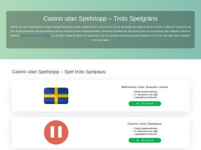casinoutanspelstopp.net