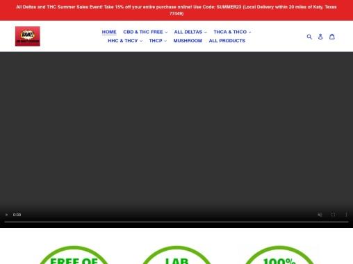 CBD Direct Solution – Delta 8 THC and CBD Flower Sale