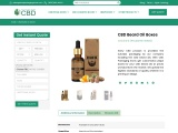 Printed Packaging Boxes For CBD Beard oil in New York