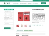 Custom Printed Bottle Boxes With Free Shipping