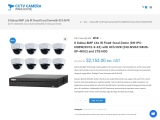 Dahua Online CCTV System with 0% Interest Rate VIC