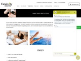 Laser Hair Removal Hyderabad – Permanent Hair Removal Treatment – Celebrity Secrets