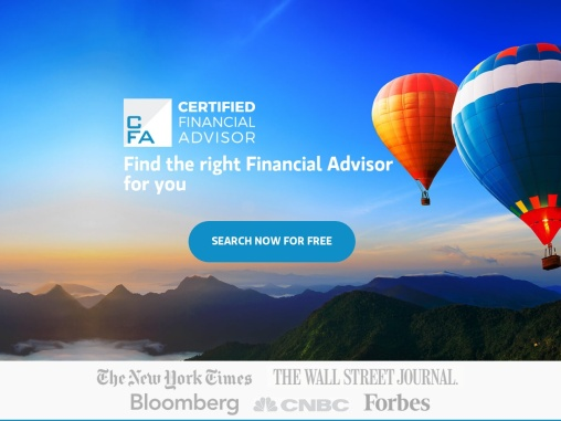 Find the right financial advisor for you