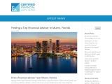 Finding a Top Financial Advisor in Miami, Florida