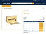 Vilitra 20   Erectile Dysfunction Tablet  certifiedmedicine.com