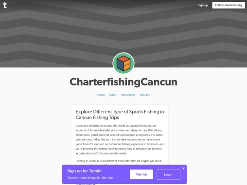 Explore Different Type of Sports Fishing in Cancun Fishing Trips
