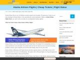 Alaska Airlines reservations | Cheap Flight Deals Call +1-855-948-3805