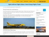 Spirit Airlines Reservations +1-855-948-3805