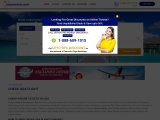 Flight Reservations, Deals on Cheap Air Tickets – Cheap Flight Bookings Online | Cheapusaflight