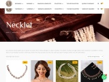 Pearl Necklace – Buy Latest design Of Pearl Necklace Online   CherishBox