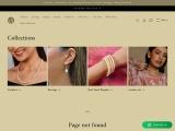 Pearls Jewellery Online | Buy Online Pearl Jewellery for Women