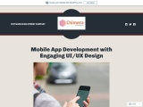 Mobile App Development with Engaging UI/UX Design