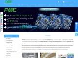 printed circuit board manufacturer-POE PCB