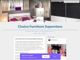 Get hassle free with assembled furniture