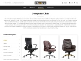 Computer Chair Manufacturers in India – Choice Furntech