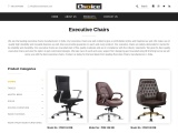 Executive Chairs manufacturers in India – Choice Furntech