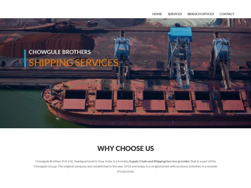 Top Shipping Companies in India