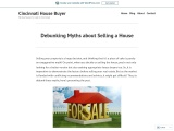 Debunking Myths about Selling aHouse