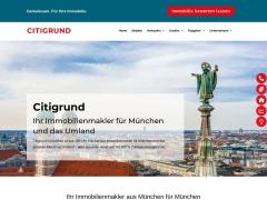 Citigrund Immobilien Ihr Immobilienmakler für München und das Umland
