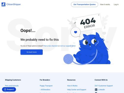 Citizenshipper Boat transport across alabama