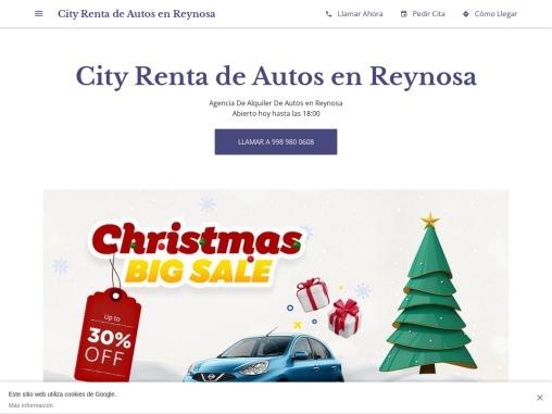 City Car Rental Reynosa | Rent A Car in Reynosa