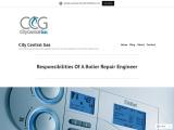 Responsibilities Of A Boiler Repair Engineer
