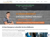 Emergency Locksmiths Melbourne – Citywest Locksmith