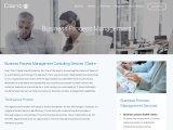Business process management consulting