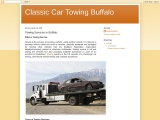 Top Classic Car Towing Services in Buffalo