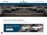 Luxury Car rental Jaipur | luxury car hire jaipur