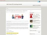 PTE Classes   Best Online PTE Coaching – Classlly.com