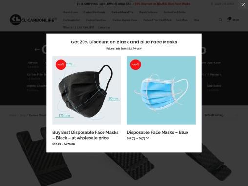 quality carbon fiber money clip