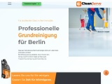 professional basic cleaning company in Berlin
