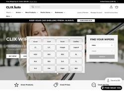 Clix Wipers screenshot