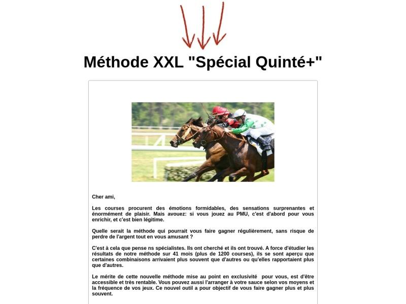 methode xxl